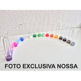 500 Tubetes 13cm Para Personalizar / Festas - Envio R$ 11,96