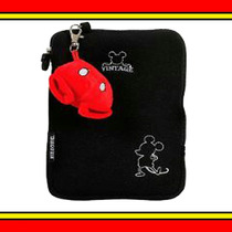 Capa Protetora Para Netbook E Tablete Mickey Dermiwil Origi
