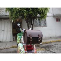 Baul De Viaje Para Moto Vespa O Hot Rot