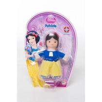 Boneca Estrela Fofolete Princesa Da Disney Branca De Neve