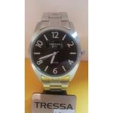 Reloj Tressa Sunday 13/17 Caball Acero Dist Fondos Wr50mts