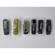10x Pen Drive - Usb 2.0 - 8 Gb - Modelos Sortidos