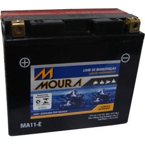 Bateria Dragstar 650 Dragstar650 Yamaha Yt12b-bs Ma11-e