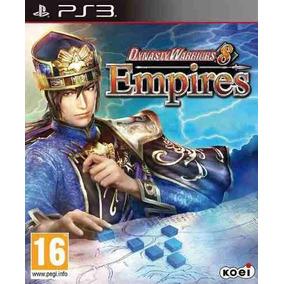 Dynasty Warriors 8 Empires Ps3 - Código Psn Envio Via Email
