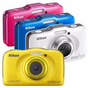 Ituxs Camara Nikon Coolpix Nueva S33 Nis33