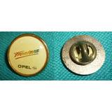 Raro Pin Distintivo Camioneta 4x4 Opel Frontera 1990s Auto