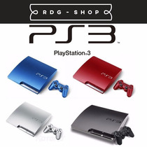 Playstation 3 Ps3 Ediçao Limitada 160gb - Varias Cores
