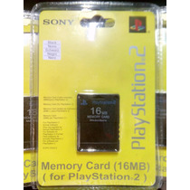 Chip Virtual Memory Card 16 Mb+juego Play Station 2+tutorial