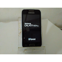 Telefono Celular Samsung Ace 4 Lite Telcel Negro