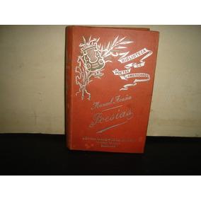 Antiguo - Poesías De Manuel Acuña - 1916