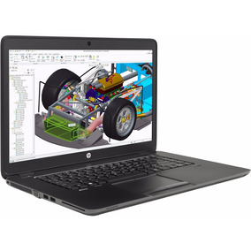 Zbook Hp 15g2 Core I7-4910 / 8gb (2x4gb Ddr3) / Ssd256gb