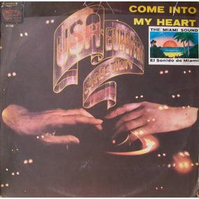Usa European Connection - Come Into My Heart Disco Vinilo Lp