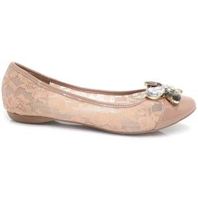 Sapatilha Zariff Shoes Renda Pedras | Zariff