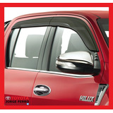 Deflector Lateral Toyota Hilux 2016 2017 Accesorio Original