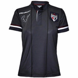 Camisa São Paulo F. C - Comemorativa Rogério Ceni - Feminina