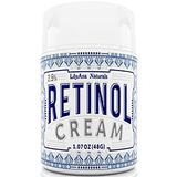 Retinol Crema Hidratante Para La Cara Y Los Ojos, Uso De D