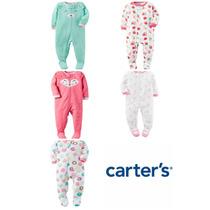 Carters Mamelucos Tela Polar Bebe 12-24 Meses