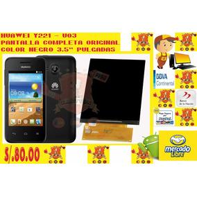 Huawei Y221 Pantalla Completa Original