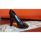 Zapato Mujer De Chocolate Sin Azucar,diabeticos.comestible.