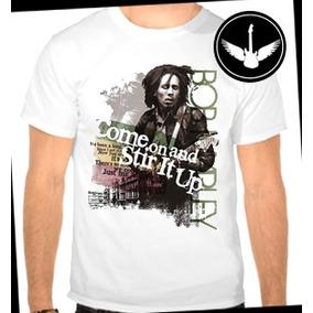 Camiseta Bob Marley Ou Baby Look Regata Reggae Camisa Blusa
