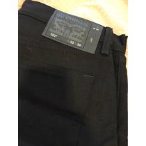 Jean Levis 501 Color Negro. Talle 33. Nuevo!