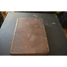 Libro Antiguo 1788. Antigüedad . Reliquia
