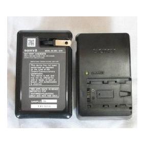 Carregador Np-fh50 Sony Cyber-shot Dsc-hx1 Dcr-dvd653 Dcr-hc