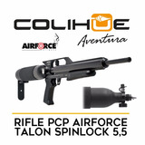 Rifle Pcp Airforce Talon Spinlock Cal 5,5 .22