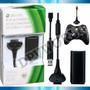 Bateria Recargable Xbox 360 4800mha + Cable Carga Y Juega
