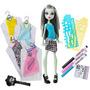 Monster High Frankie Stein Designer Boo Tique. Traida De Usa