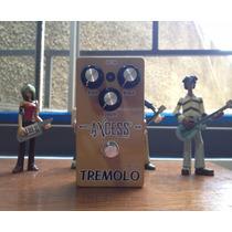 Pedal Giannini Axcess Tr-107 - Tremolo