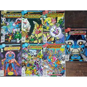 Comics Dc Crisis En Las Tierras Infinitas