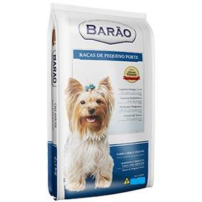 Ração Barão Premium Cães Pequeno Porte 25kg