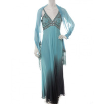 Vestido Color Aqua Sue Wong