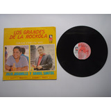 Lp Vinilo Julio Jaramillo Y Daniel Santos En Vivo 1980
