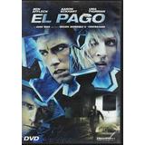 El Pago - Ben Affleck - Uma Thurman - Aaron Eckhart - 1 Dvd