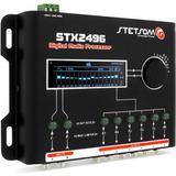 Processador Stetsom Stx2496 Equalizador Digital 15 Bandas Au