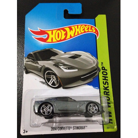 Hot Wheels 2014 Corvette Stingray - 1/64 - Krtminis