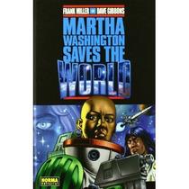 Martha Washington Saves The World (cómic Usa); Envío Gratis