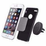 Suporte Veicular Gps Magnético Iphone Galaxy Universal