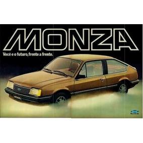 Monza Hacht 83 - Bolha De Autorama 1/32 Transparente