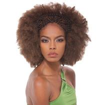 Afro Kinky Extensions Bulk Hair 24 (jet Black #1)