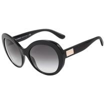 Dolce & Gabbana Dg 4295 - Óculos De Sol 501/8g Preto