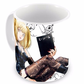 Caneca De Animes - Misa Amane - Death Note