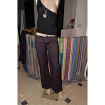 47 Street Pantalon De Vestir Tela Liviana Promo