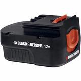 Bateria 12v Para Furad E Parafusadeiras Hp120 E Gc1200 B&d.