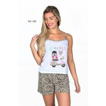 Baby Doll E Camisolas No Atacado ( Kit Com 10 Peças )