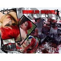 Vermelho Incrivel - Exotic Colors Criativ - Criatic Colors
