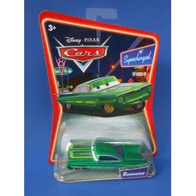 Ramone Disney Pixar Cars Auto De Coleccion