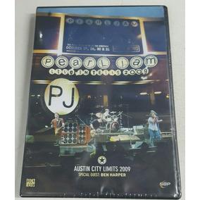 Dvd Pearl Jam Live Intexas 2009